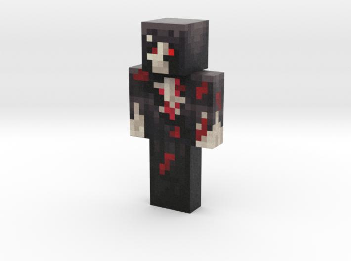 8A5FBE78-6741-4C9E-991C-B63BF7D41CE8   Minecraft t 3d printed
