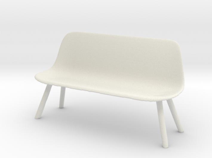 Printle Thing Chair 021 - 1/24 3d printed