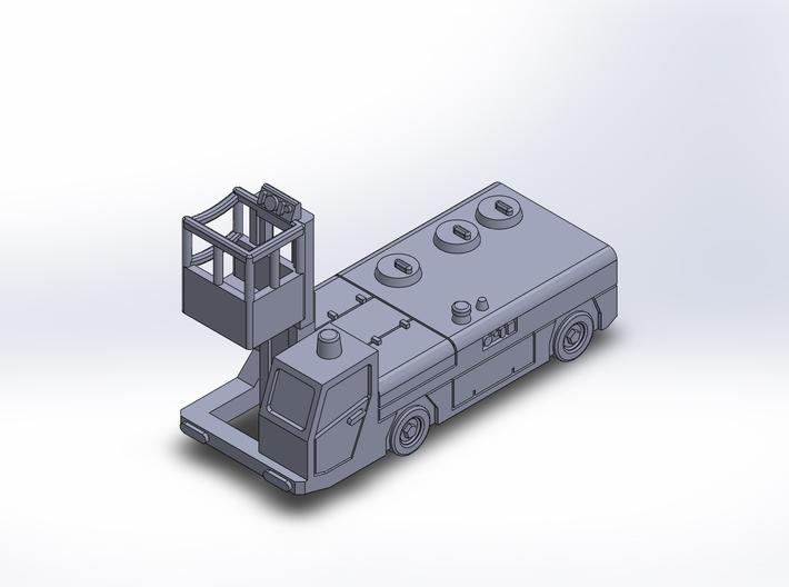 Water Truck ver1 3d printed