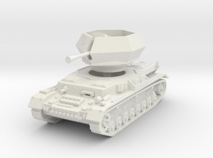 Flakpanzer IV J Ostwind 1/72 3d printed