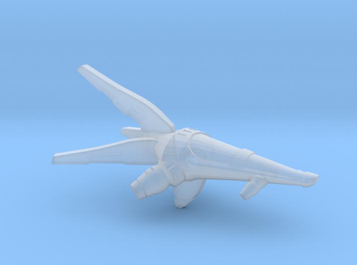 Super Maneuver 3d printed