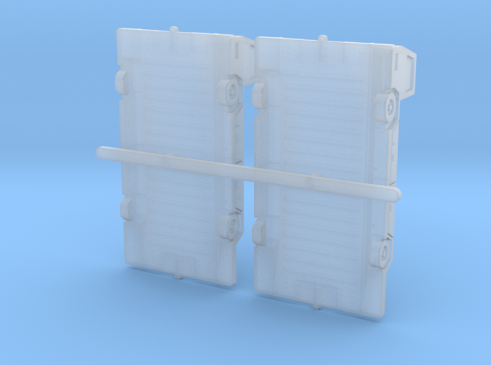 Pulsar14 Long Container Transport 3d printed