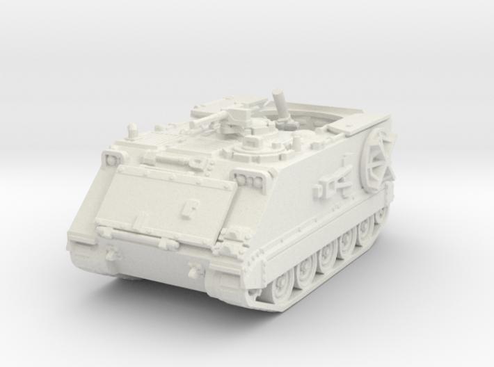 M106 A1 Mortar (open) 1/87 3d printed