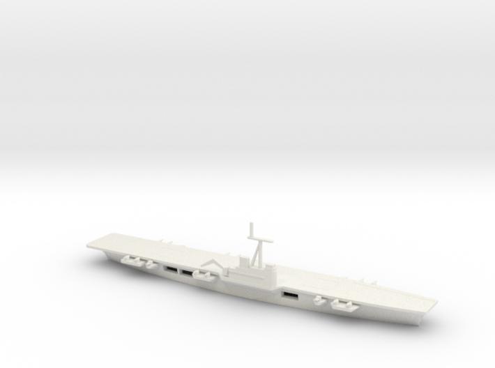 1/1250 Scale HMS Majestic 3d printed