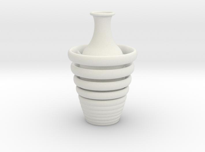 Vase 1359art 3d printed