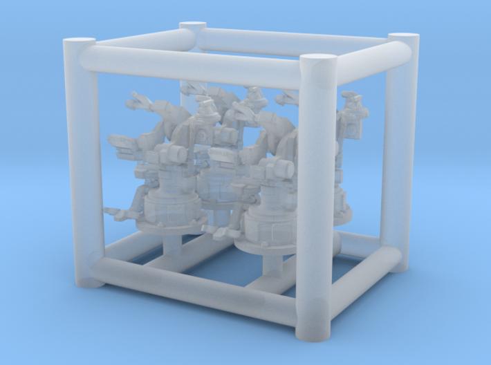1/200 Type95 firing director 3d printed