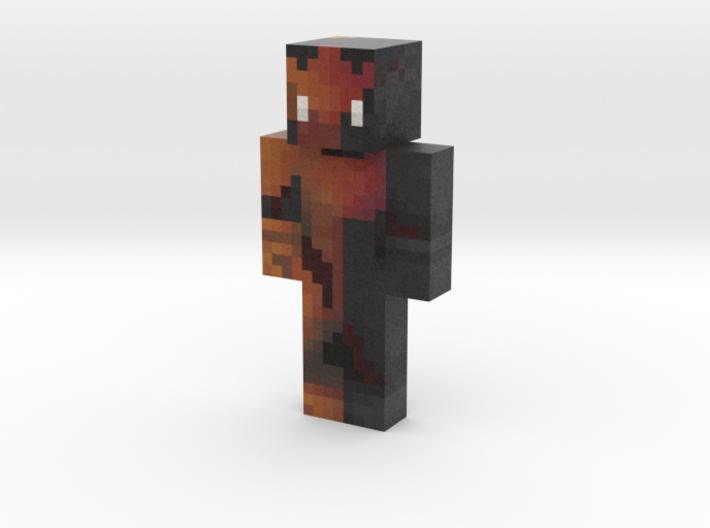 Cerus_ | Minecraft toy 3d printed