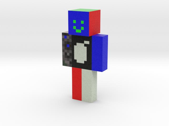 47F6511E-91C1-41C3-9F05-F16A816F58B5 | Minecraft t 3d printed