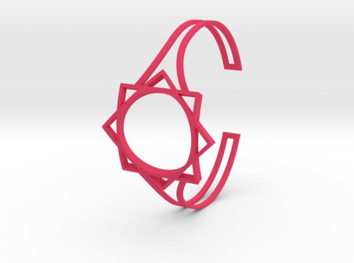 Seal of Melchizedek Bracelet 3d printed