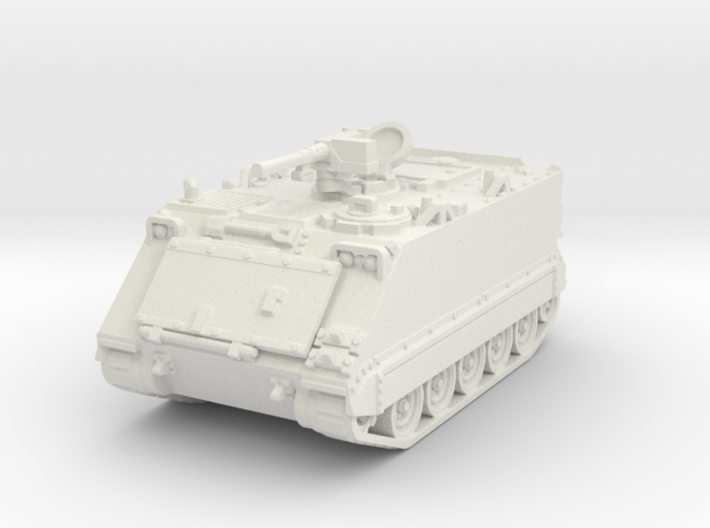 M113 A1 (open) 1/72 3d printed
