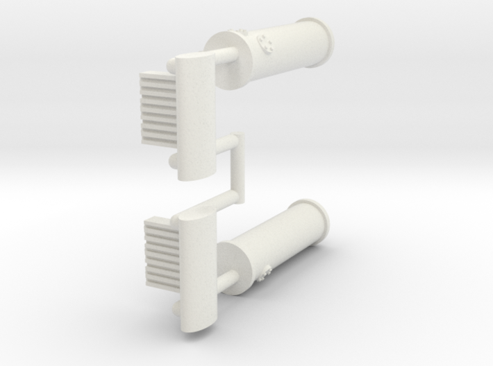 Holzgas conversion pack 1:100 3d printed