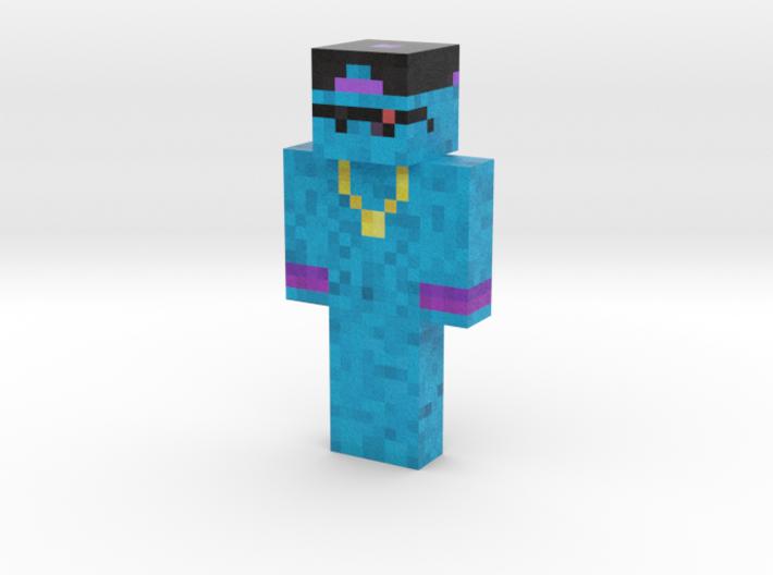 dba316baba7475da | Minecraft toy 3d printed