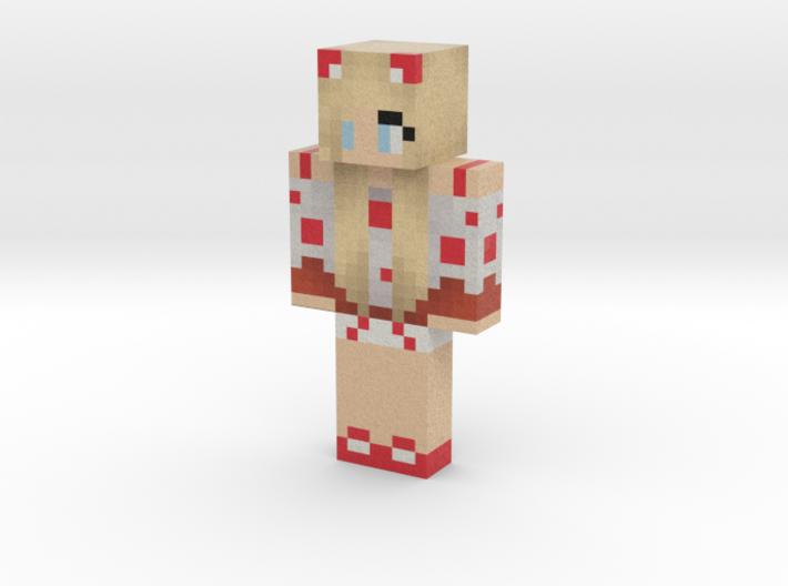 luxurychxnel | Minecraft toy 3d printed