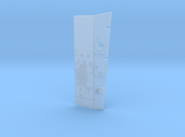 SUKHOI SU27 (CARF MODELS) COCKPIT (J) 3d printed