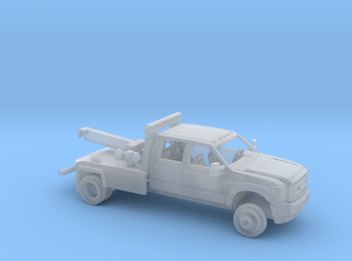 1/87 2011-16 Ford F Series Crew Wrecker Kit 3d printed