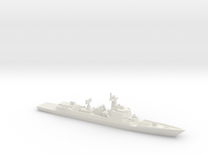Type 052DL Destroyer, 1/2400 3d printed