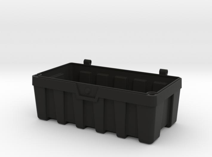 Tuff Box Base (Half Depth) 3d printed