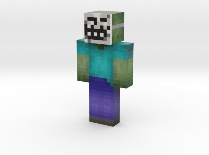 cyprien0 | Minecraft toy 3d printed