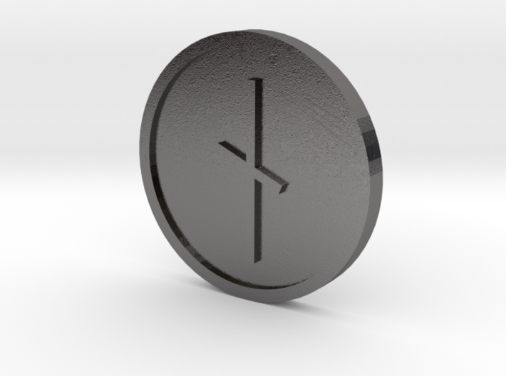 Nyd Coin (Anglo Saxon) 3d printed