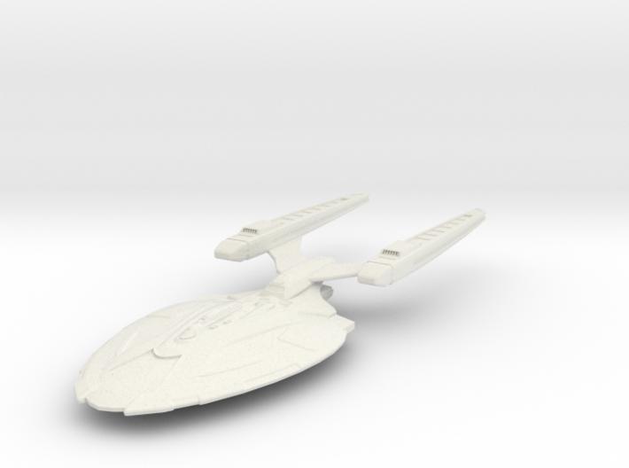 Federation SouthDakota Class I Cruiser 3d printed