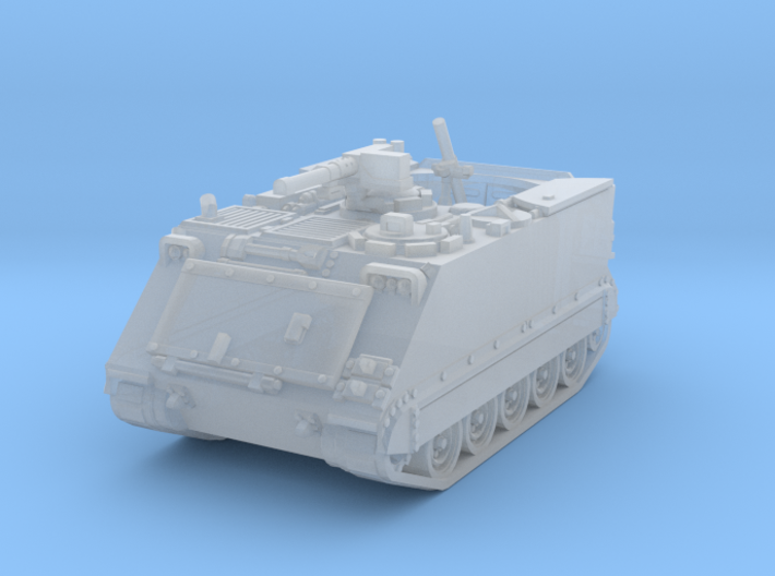 M125 A1 Mortar (open) 1/160 3d printed