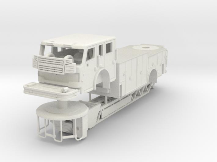 1/87 Rosenbauer Viper Single Axle 3d printed
