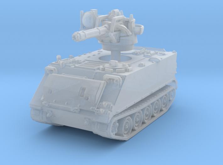 M163 A1 Vulcan late (no skirts) 1/285 3d printed