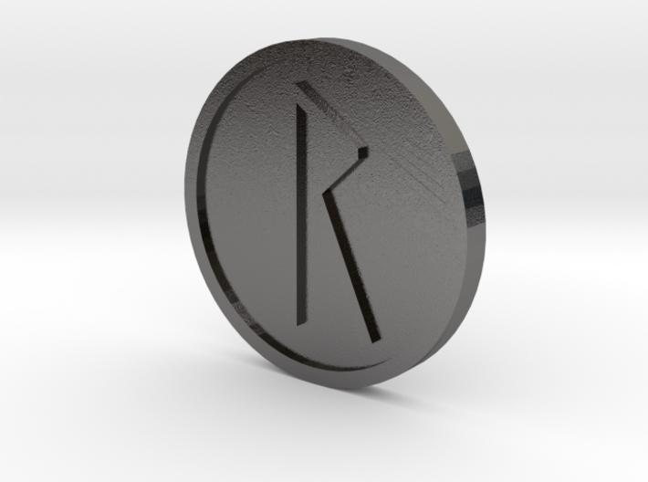 Rad Coin (Anglo Saxon) 3d printed