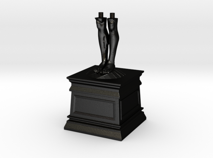 Daniel 2 Statue - Rome - Legs of Iron 3d printed