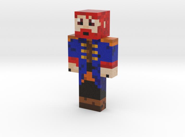 Alfaraph | Minecraft toy 3d printed