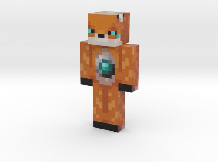 minecraft_yip | Minecraft toy 3d printed