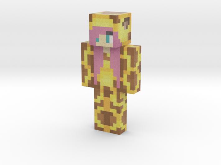 MinecraftedMagic   Minecraft toy 3d printed