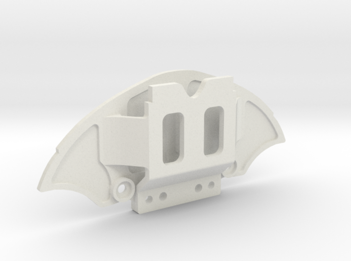 Mini-Z McLaren 12c front bumper (4 screws mount) 3d printed