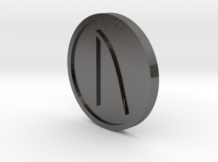 Ur Coin (Anglo Saxon) 3d printed