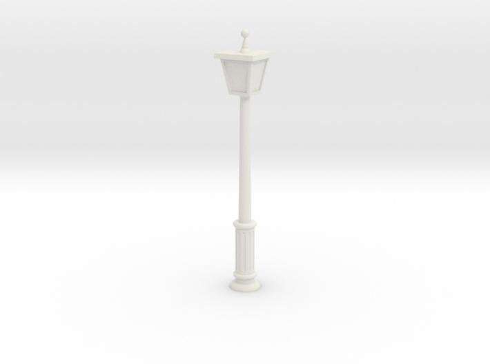 German Streetlight 3d printed