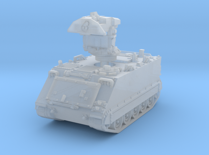 M981 A1 FIST early (deployed) 1/120 3d printed