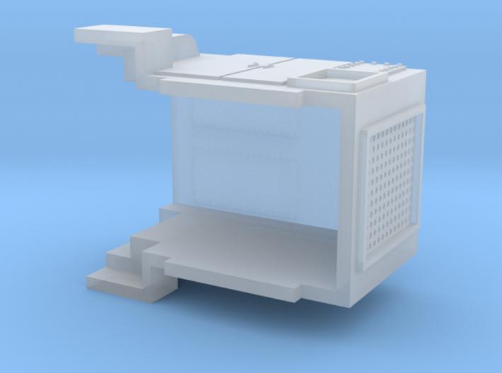 HOn30 BACH hood LATEST VERSION 3d printed