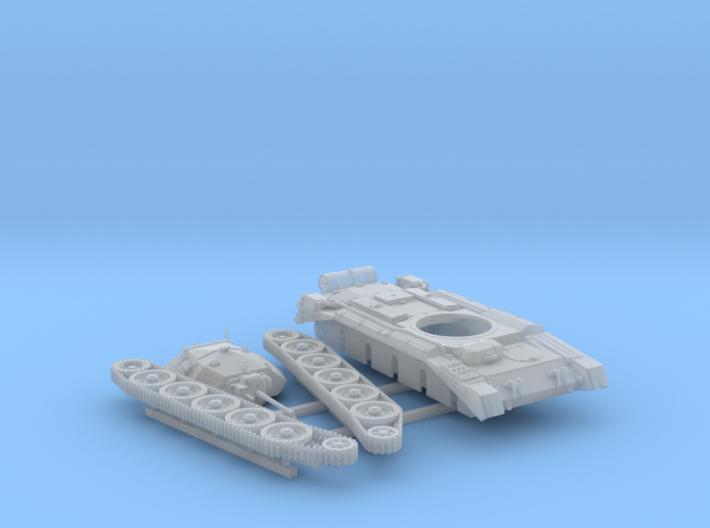 1/160 (N) Crusader Mk I Medium Tank 3d printed 1/160 (N) Crusader Mk I Medium Tank
