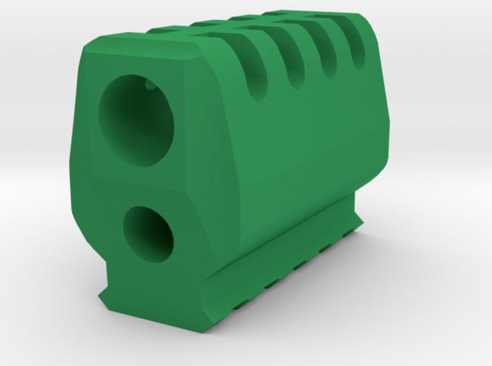 J.W. Compensator V3 (16mm-) 3d printed