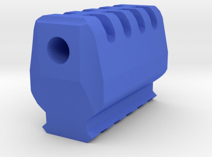 J.W. Compensator V1 (14mm Self-Cutting) 3d printed