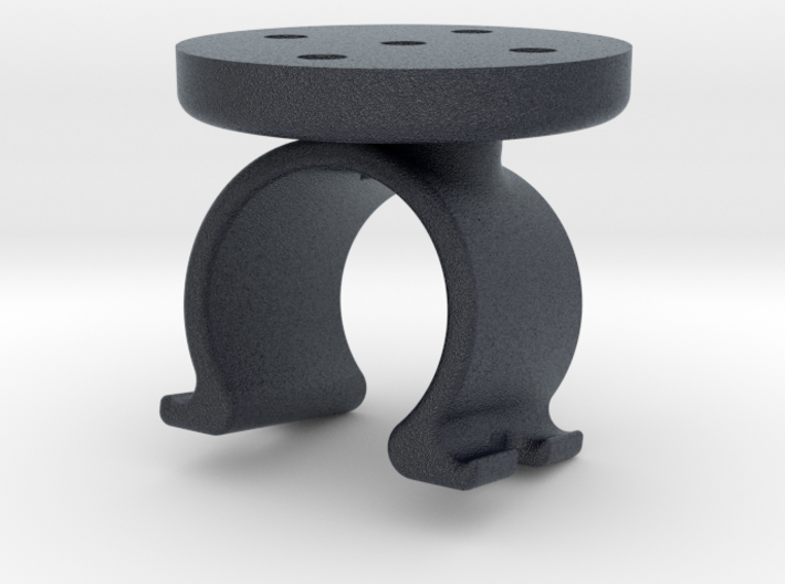 Fetha fixed-angle Exposure Tracer Mount 3d printed