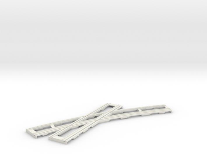 p-165tr-rh-curved-2r-crossing 3d printed