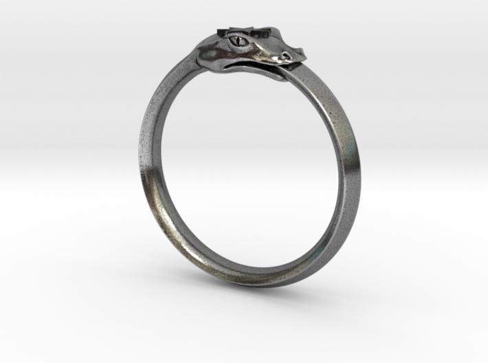Ordo Arcana Imperii Ring 3d printed