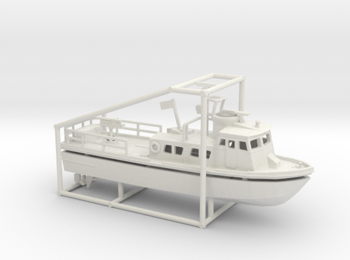 1/200 PCF Swift Boat 3d printed