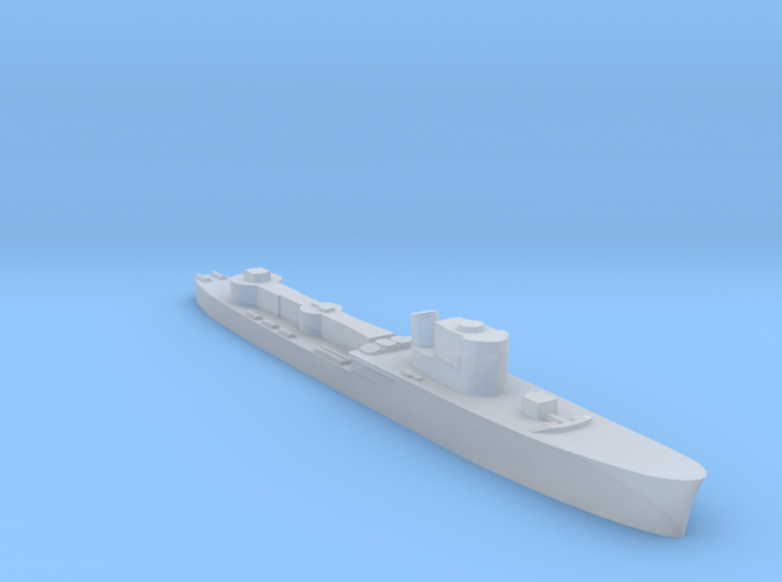Italian Orsa WW2 torpedo boat 1:3000 3d printed