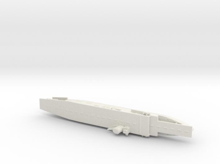 Flugzeugdampfer 1/1250 3d printed