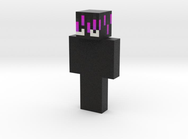 freakingchicken   Minecraft toy 3d printed