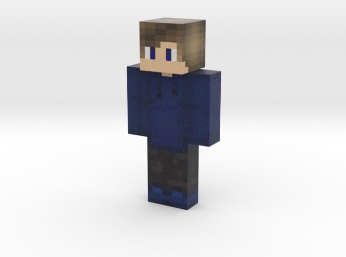 devon_normal_not_hd   Minecraft toy 3d printed