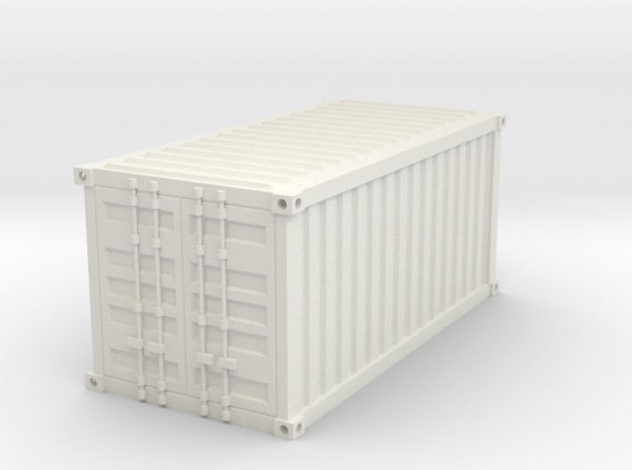 Warhammer 40K container 28mm 3d printed