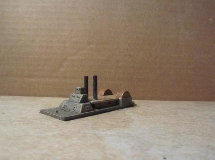 1/600 USS Chillicothe 3d printed Painted by Nick Nascati